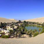 Уакачина: крошечный город-оазис процветает в перуанской пустыне