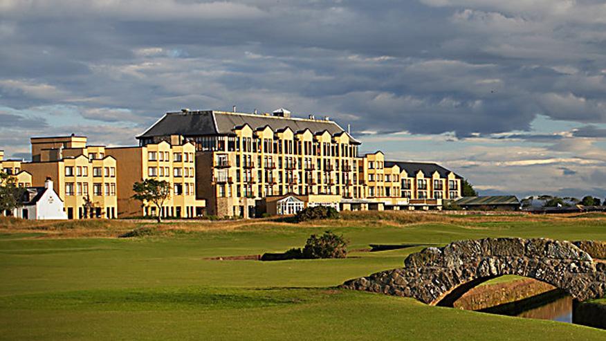 Отель Old Course, Сент-Эндрюс, Шотландия
