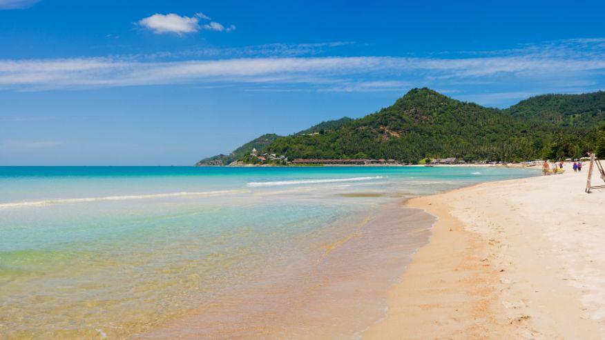 Пляж Чавенг, Самуи, Таиланд