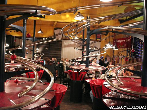 Ресторан 's Baggers (Нюрнберг, Германия)