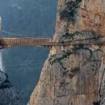 Самый опасный мост в мире будет восстановлен в Испании