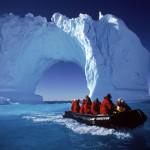 Экскурсии и работа в Антарктиде