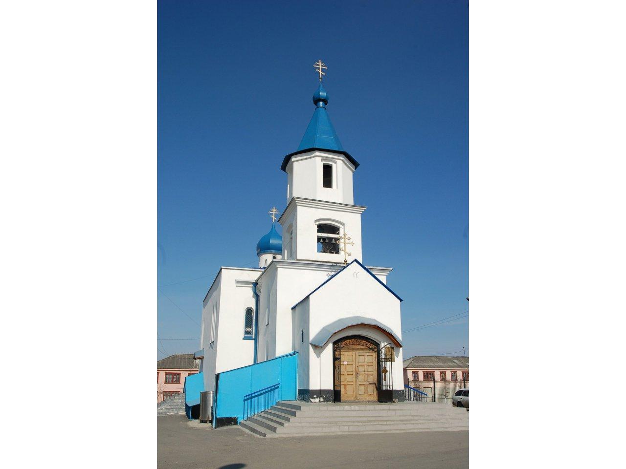 Церковь Сошествия Святого Духа в Магадане 2