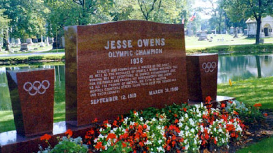 Джесси Оуэнс, Чикаго