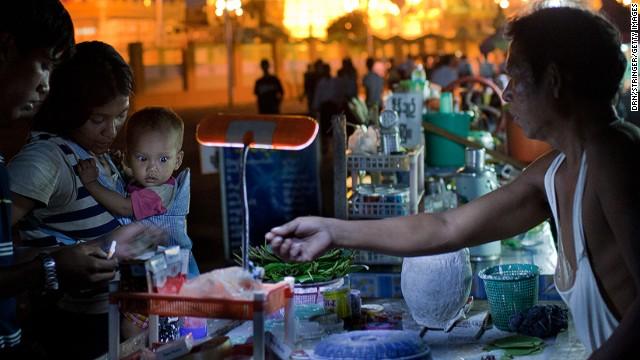 Опасаться уличной еды