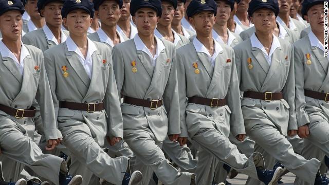 корейские марши
