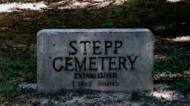 Степное кладбище в Бентоне, Индиана