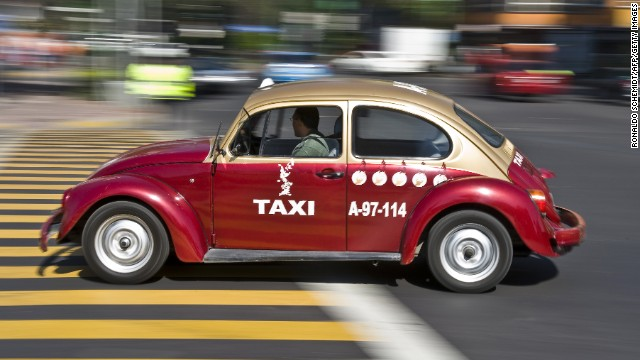 такси мехико
