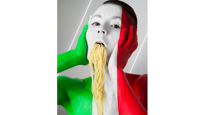 италия и паста