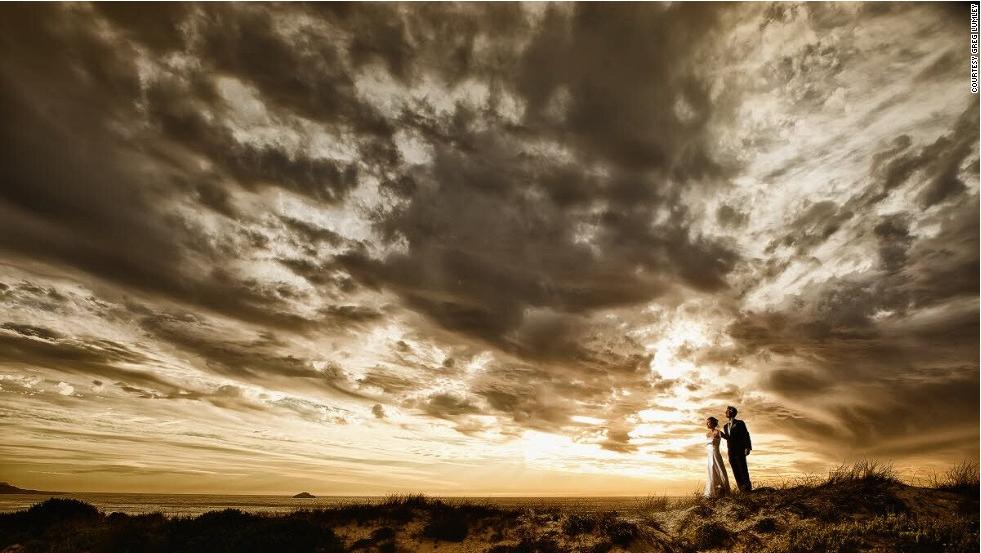 фото на пустынном пляже