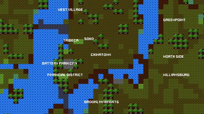 8-битные города