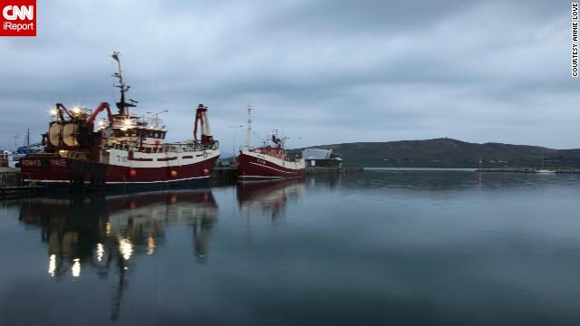корабли ирландии