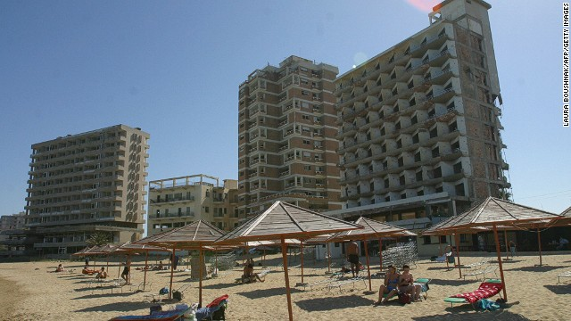 Вароша, Кипр