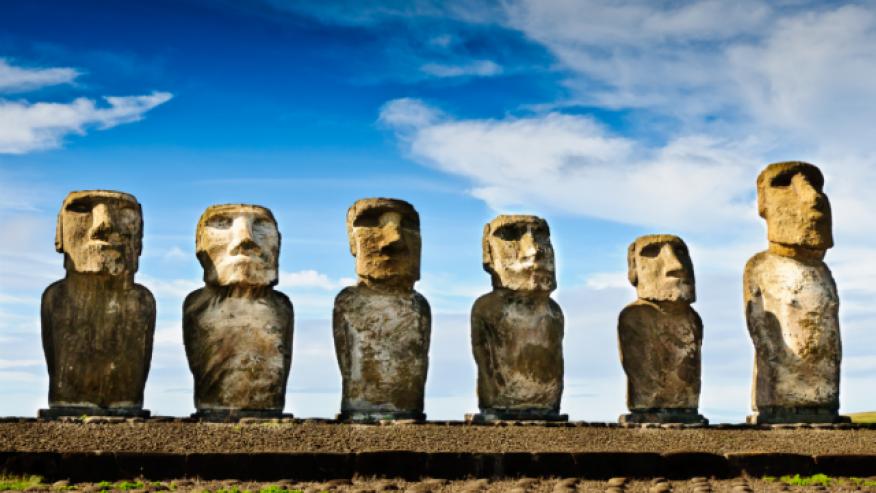 Остров Пасхи, Чили