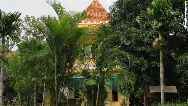 Отель Ренаксе, Пномпень, Камбоджа