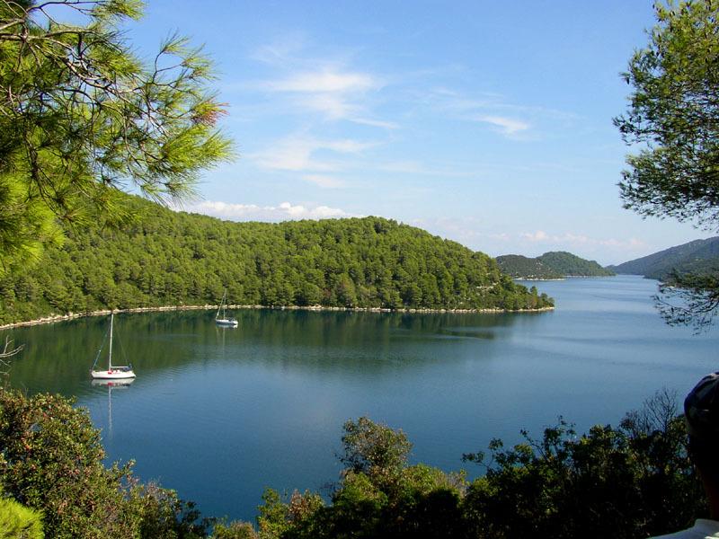 остров млет хорватия