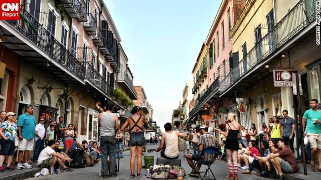Новый Орлеан, Луизиана