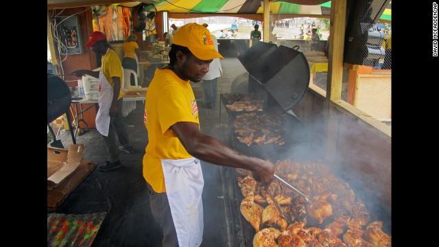 Ямайские ароматы