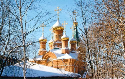 иннокентьевская церковь в хабаровске