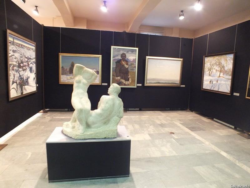 сахалинский областной художественный музей скульптуры