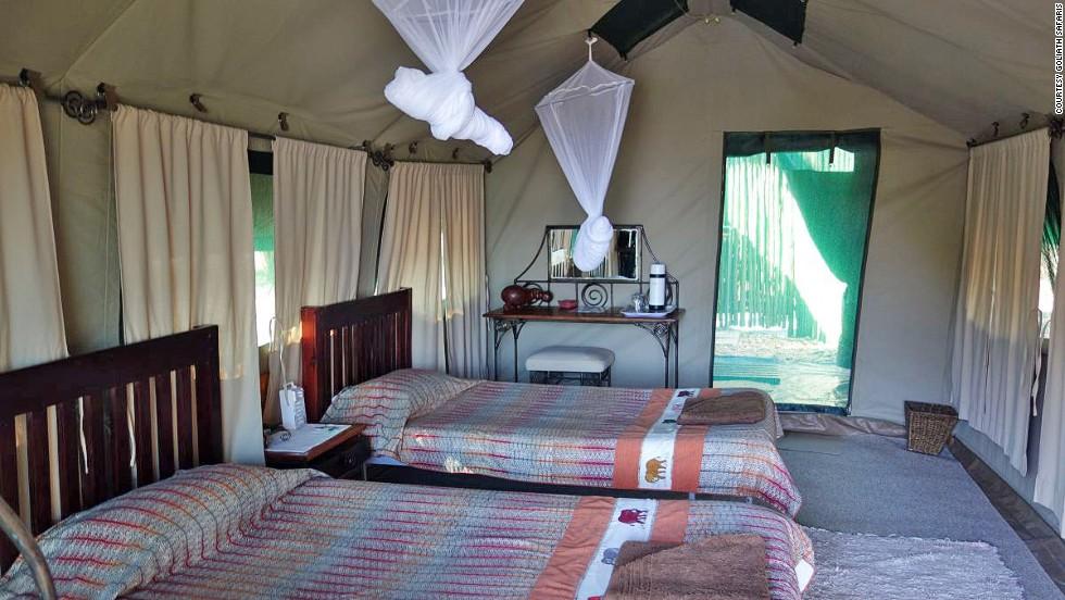 Goliath Safaris Luxury Tented Camp (Зимбабве)