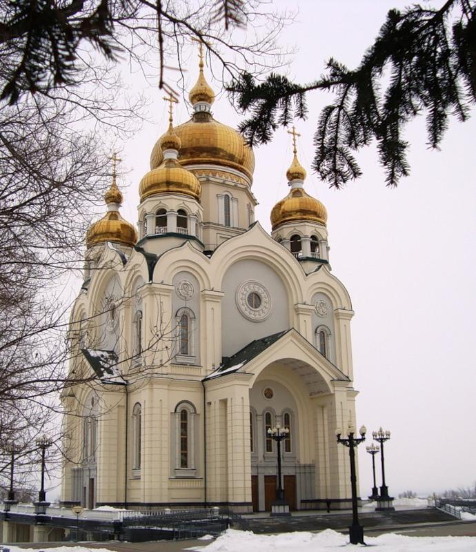 Кафедральный собор Спаса Преображения  2