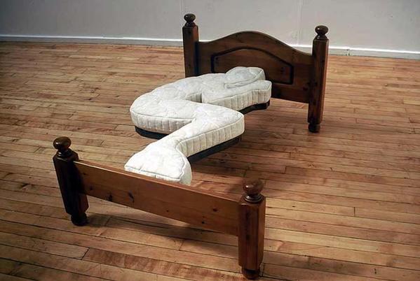 Кровать «Эмбрион»