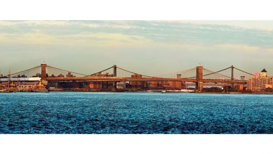 Манхэттен и Бруклин