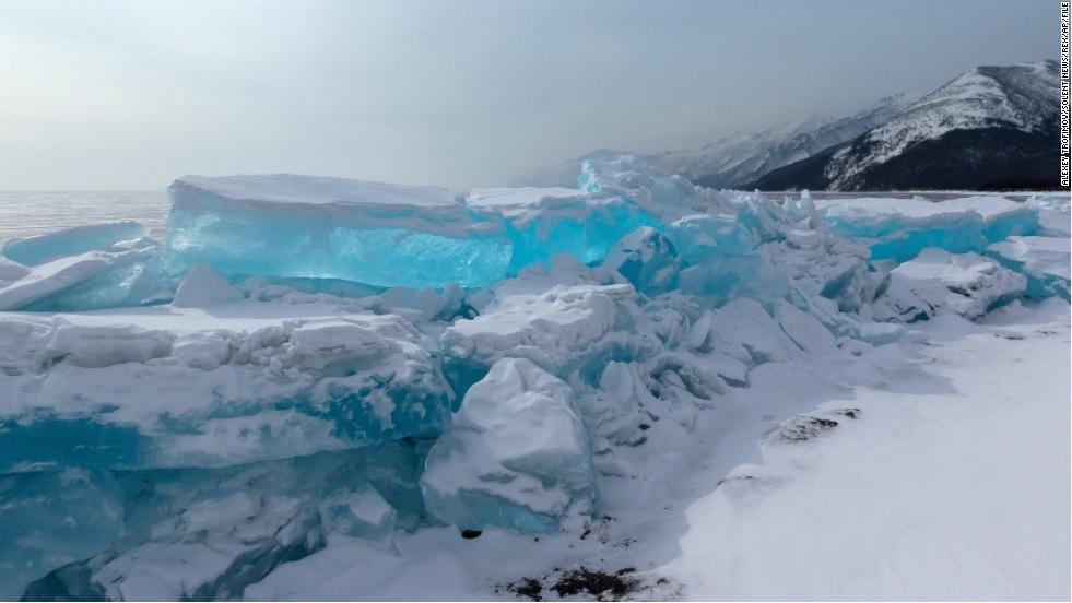 Озеро Байкал, Сибирь, Россия