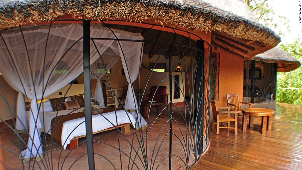 Tongole Wildermess Lodge (Малави)