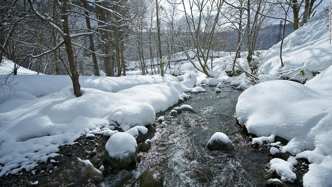 фото зимой 2