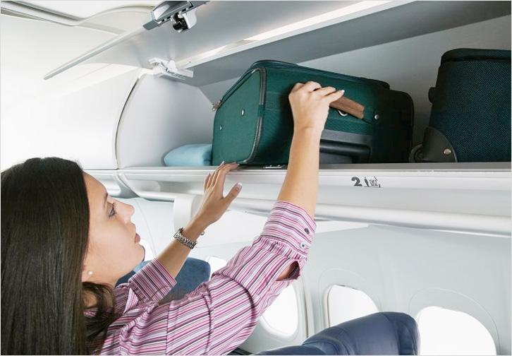 провоз багажа в самолете