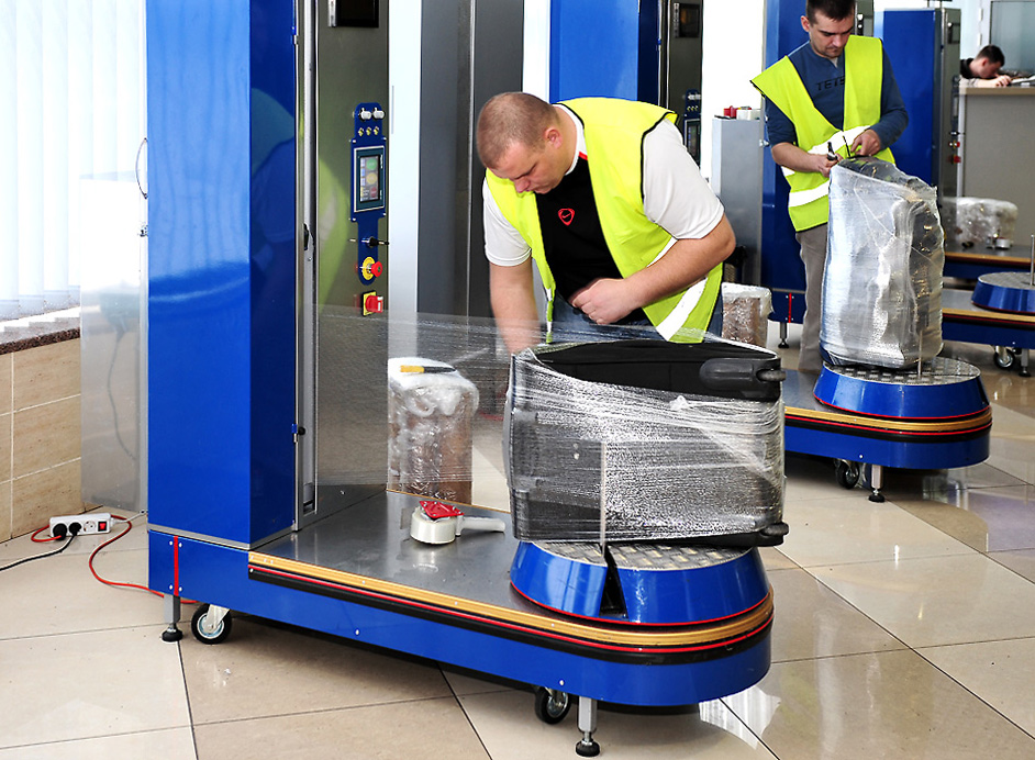 вес багажа в самолете
