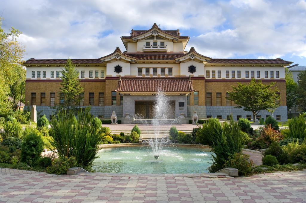 Краеведческий музей Южно-Сахалинска