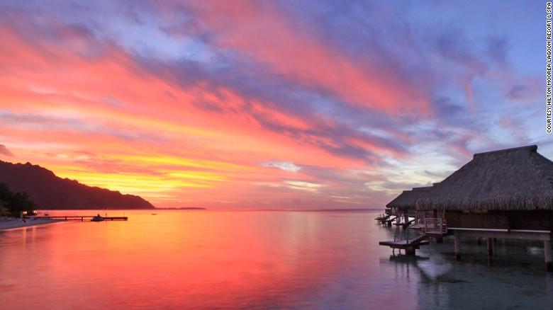 Муреа (Французская Полинезия)