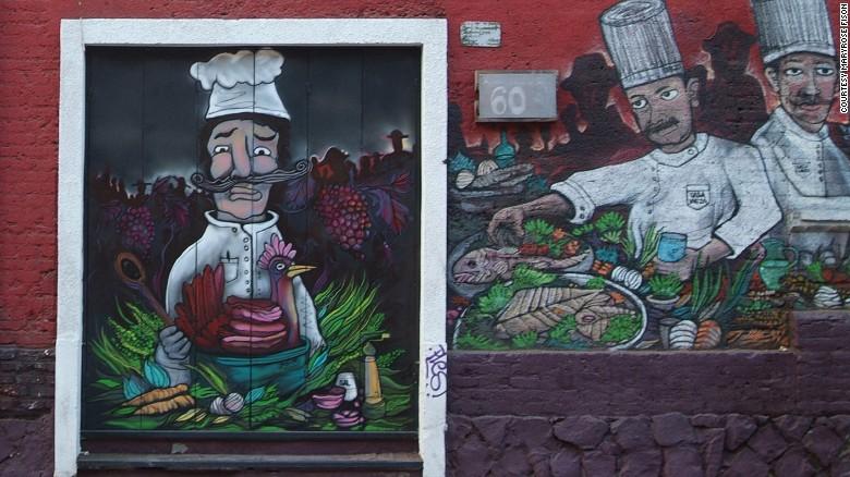 граффити реклама 4