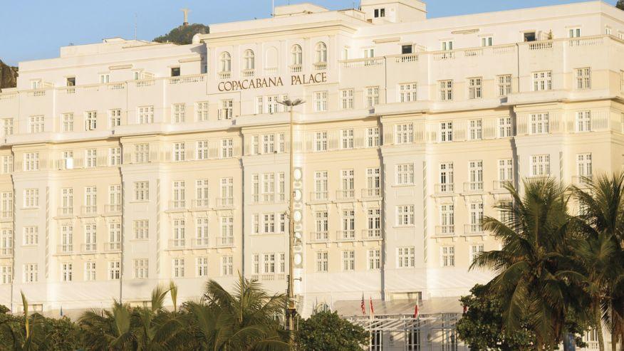 Belmond Copacabana Palace, Рио-де-Жанейро, Бразилия