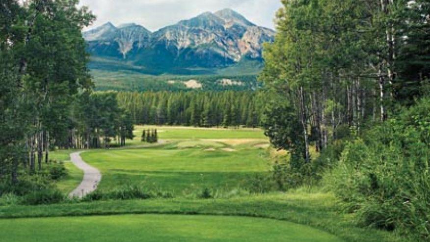 Fairmont Jasper Park Lodge, Альберта, Канада