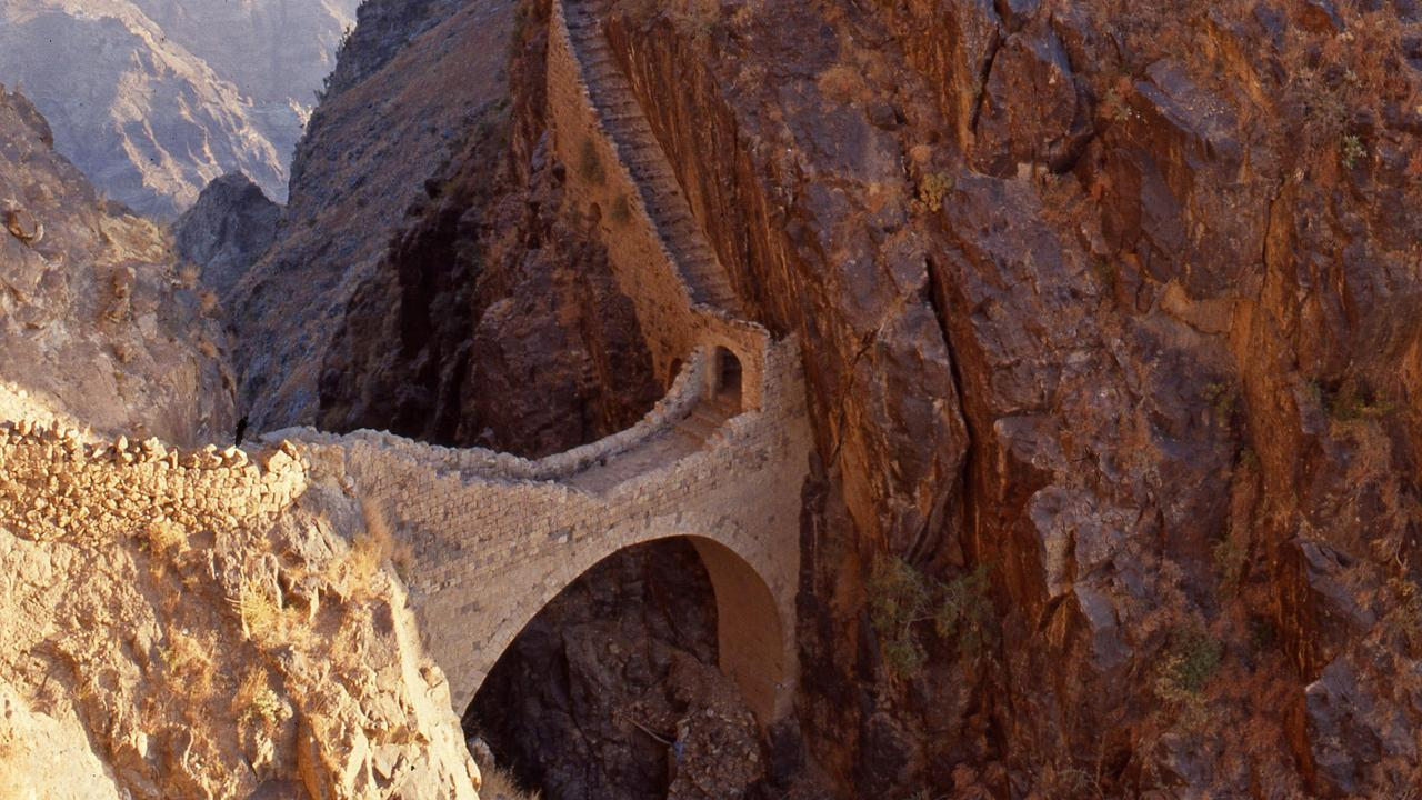 Мост Шераха - упорство человечества в Йемене