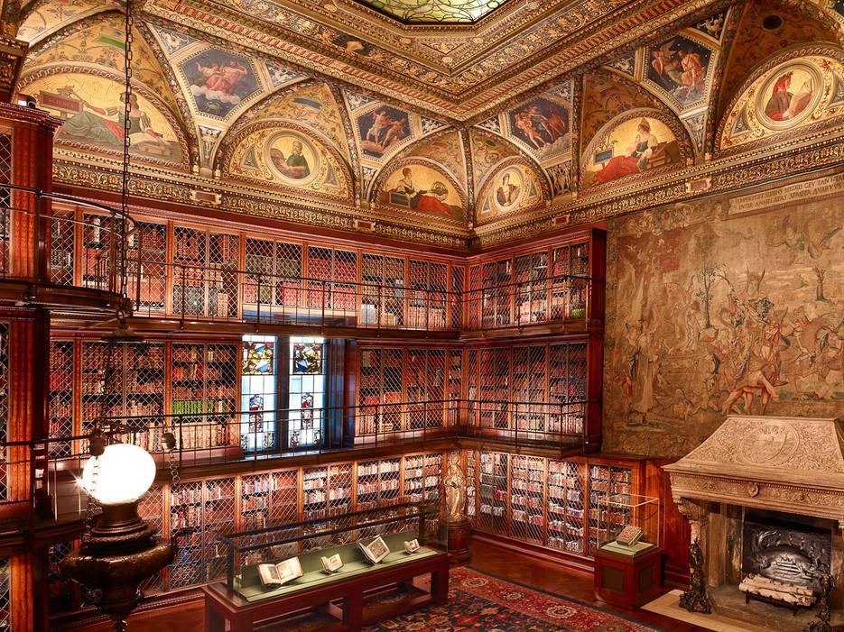 Музей библиотеки Моргана