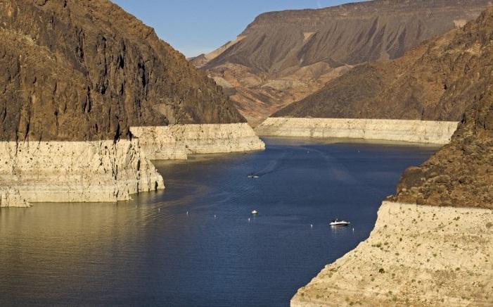 Национальная зона отдыха — Озеро Мид