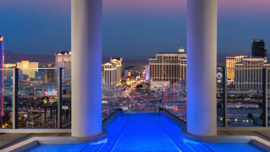 Palms Casino Resort, Лас-Вегас, Невада