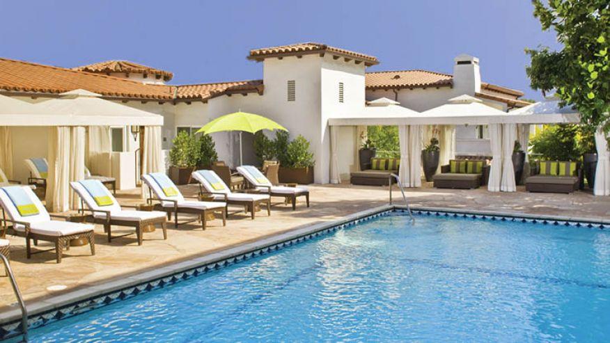 Sunset Marquis Hotel & Villas, Калифорния