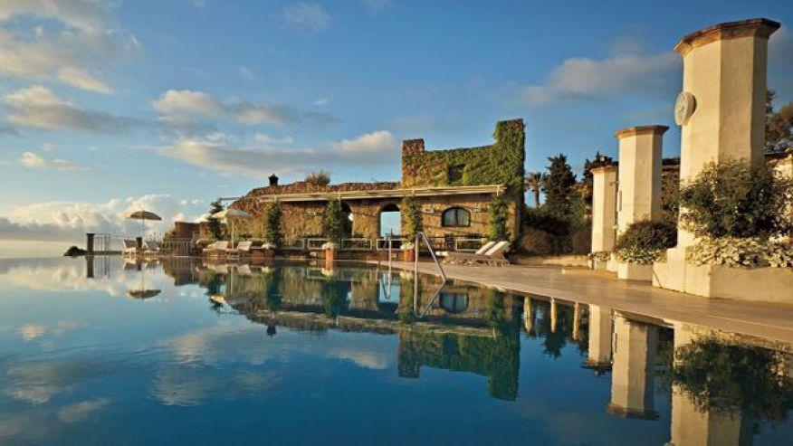 Бельмонд отель Карузо, Равелло, Италия