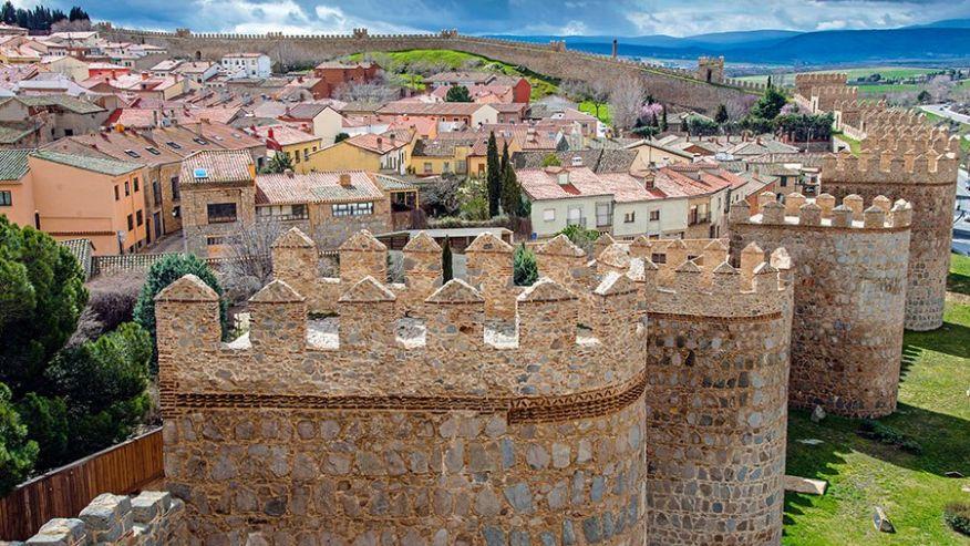 Авила, Испания