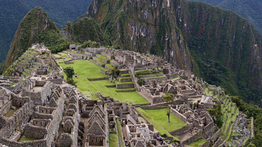 Мачу-Пикчу - Куско, Перу